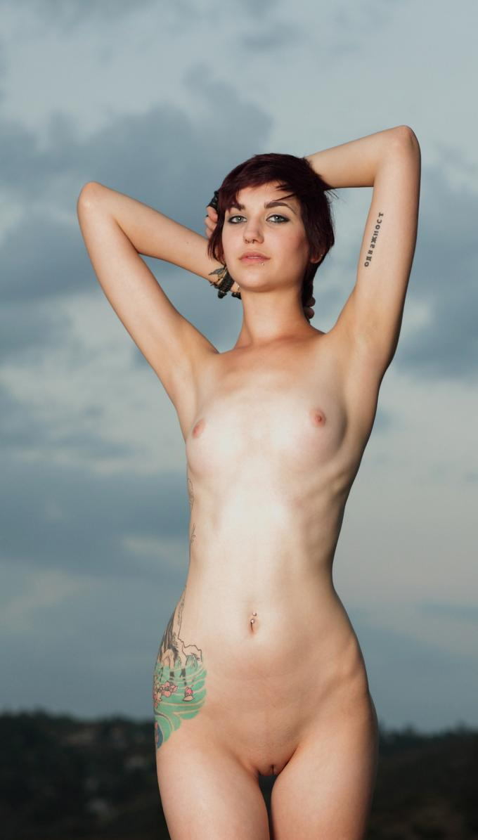Very skinny women nude join told