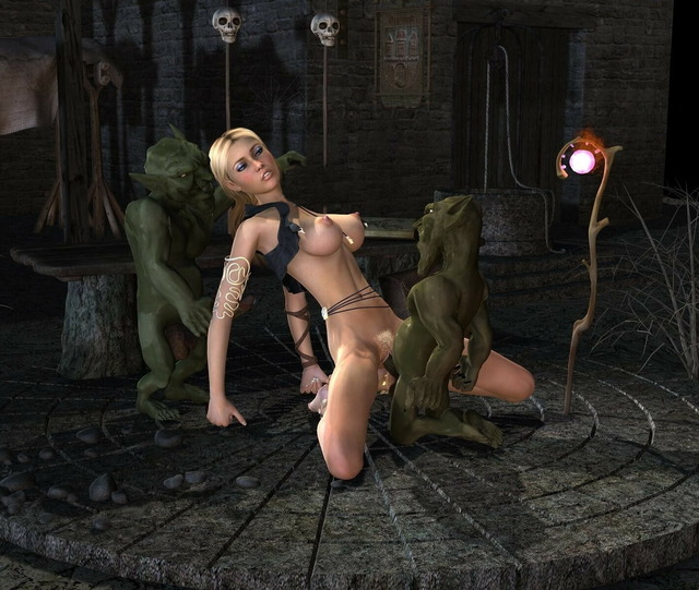 3d monster pics porn porn pics gallery hot galleries four fucked monster scj about damsel awful bodies distress