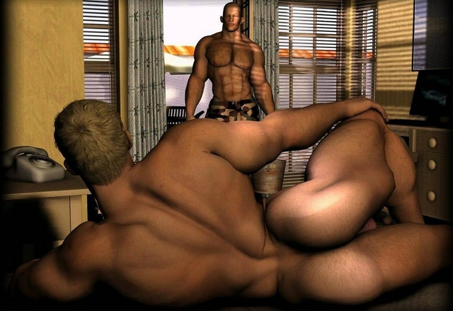 3d pic sex porn dick gay art sucking pleasures