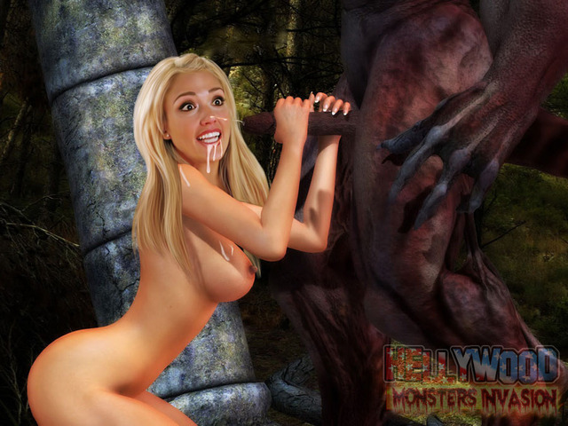 3d porn galleries porn galleries monster monsters