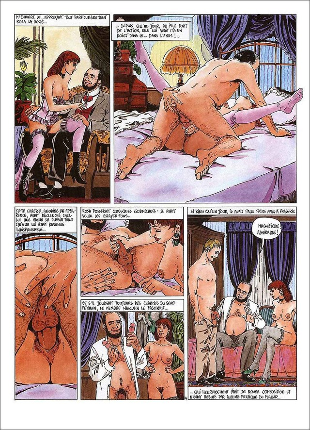 adult comic sex pics after adult gal comics relaxes