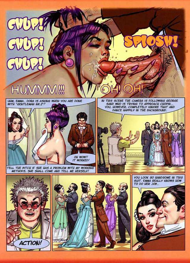 adult pron comics porn media adult comic
