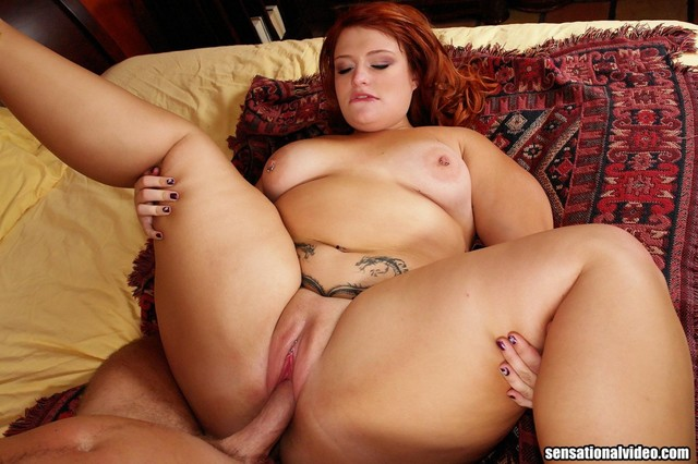 bbw and sex star ass bbw fat tiffany chubby red hair