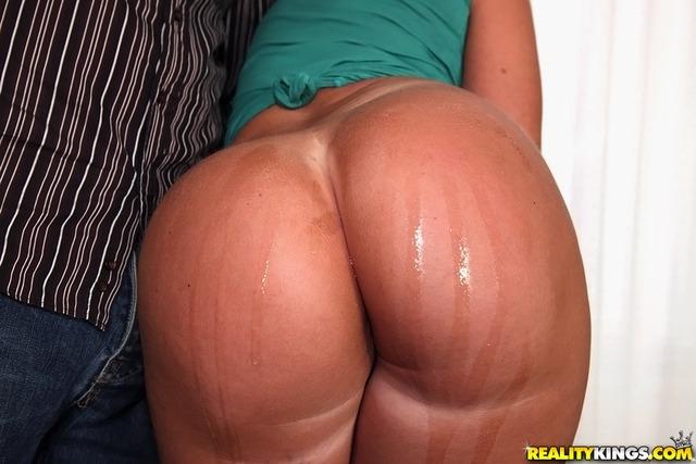 Big ass cheeks porn