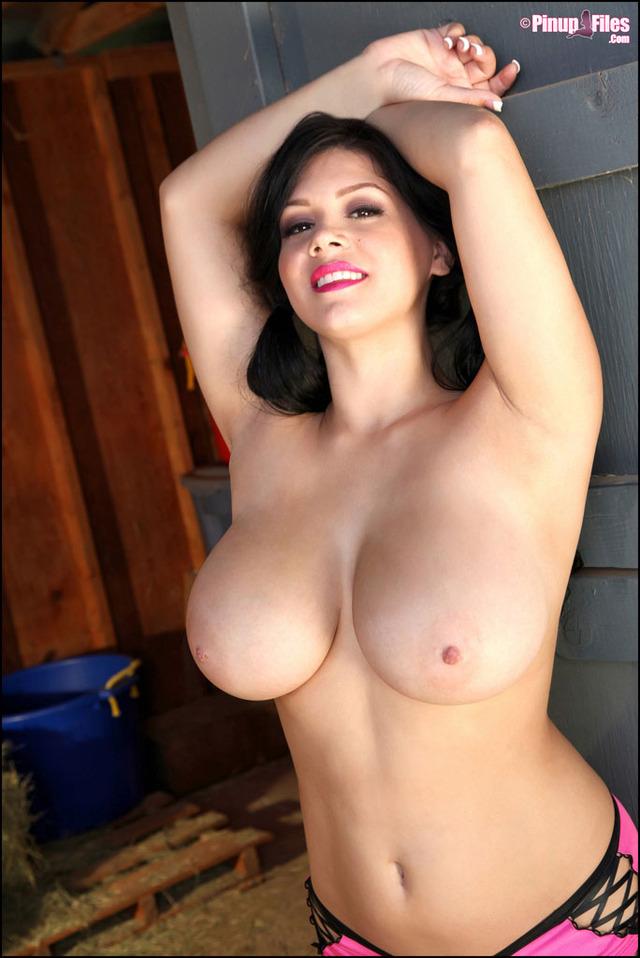 Massive dicks tiny tits