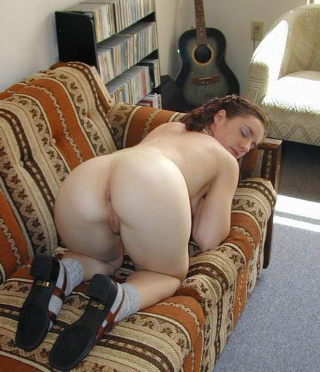 Fat Ass Naked Amatuer