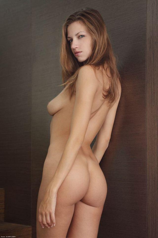 nude woman turned vampire