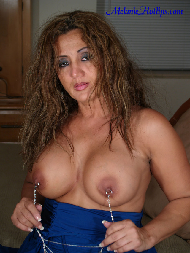 big nipples milf
