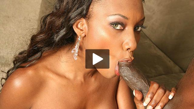 Black pornstars sucking white dick