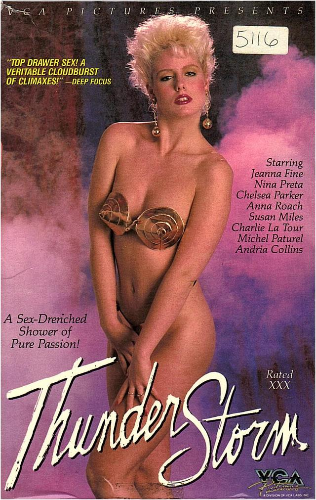 classic porn porn movies classic boxcovers thunderstorm