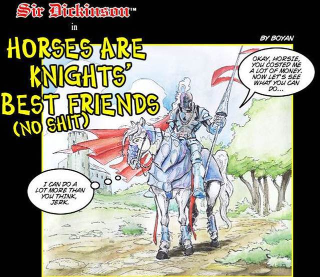 comic free porn are best friends read viewer optimized horses reader knights