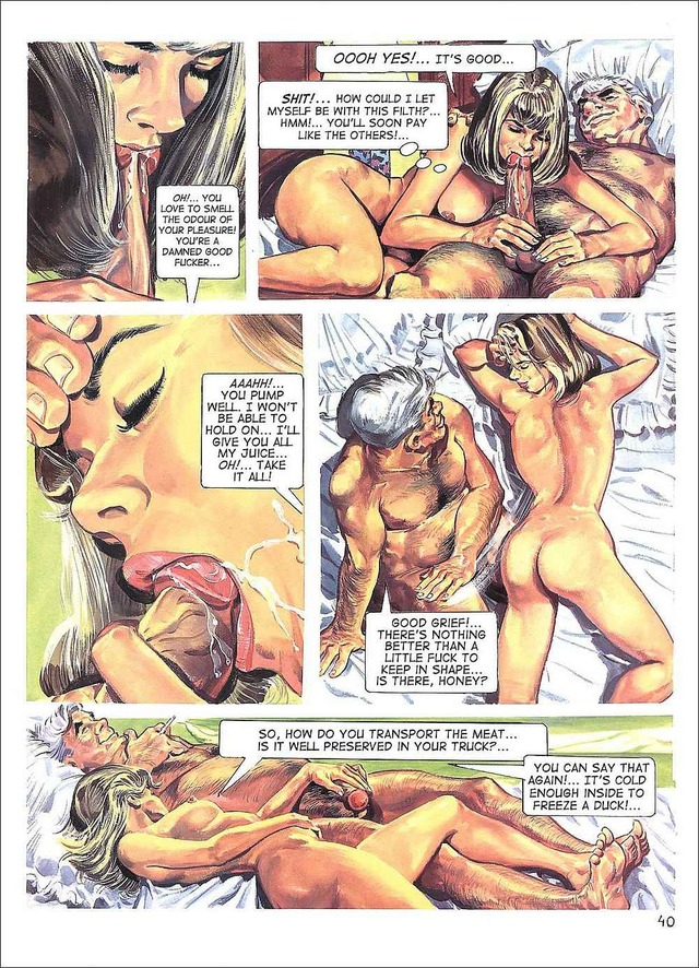 comic porn adult chick comics giving head