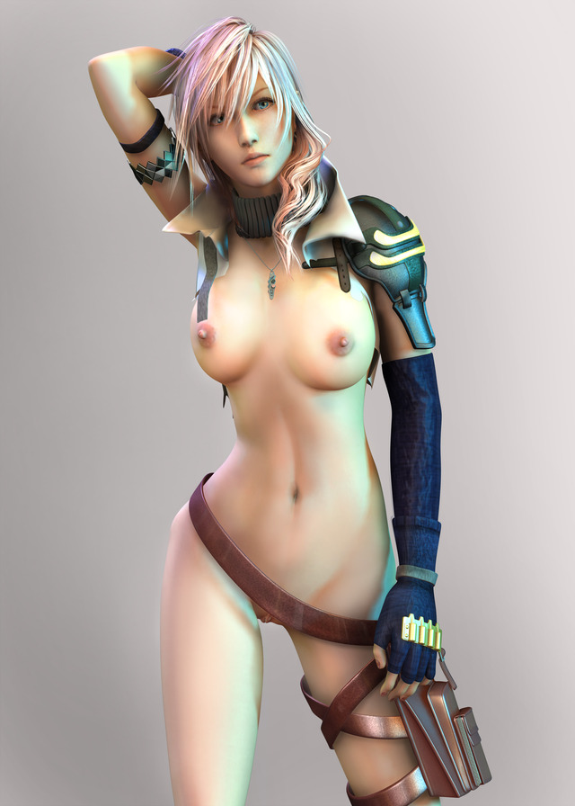 fantasy final porn hentai fantasy final cgi farron lightning dbabes xii
