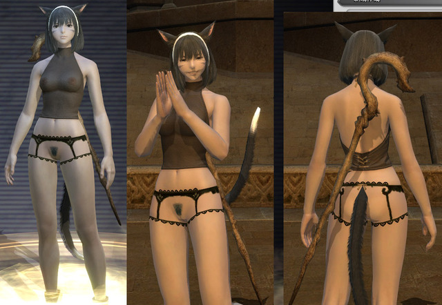 final fantasy porn nude game fantasy available have will final filter patch xiv miqote