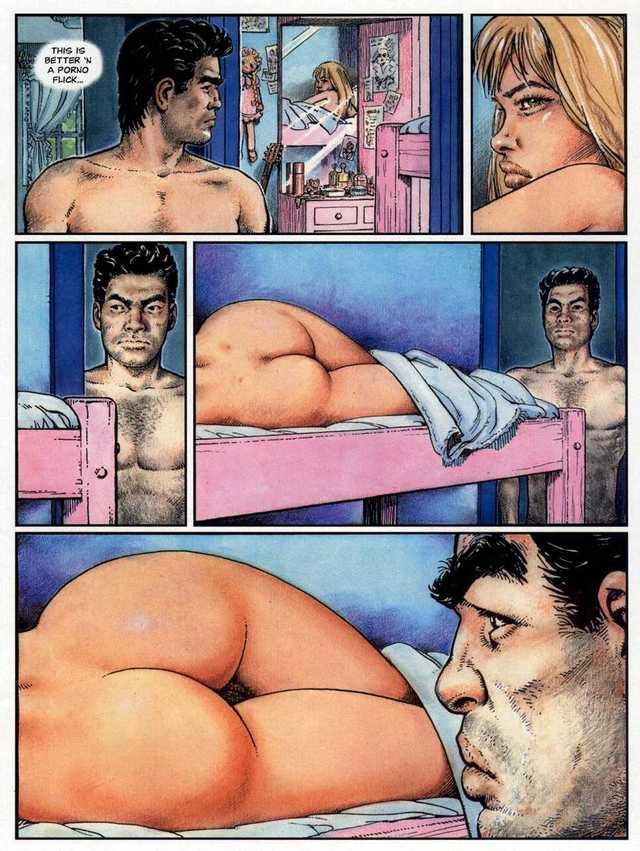free porn comic free girl page adult fuck guys comics where one three