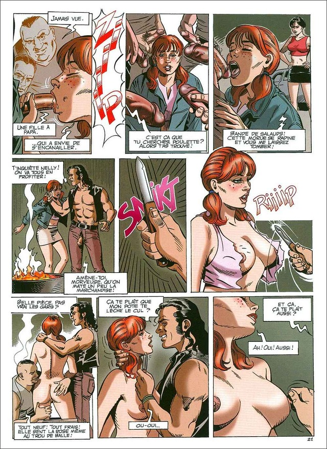 free porn comic free page tribe adult comics native our obsessed settlers