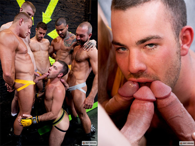 hot porn porn hot house gay having best perry birthday parker ever perrys