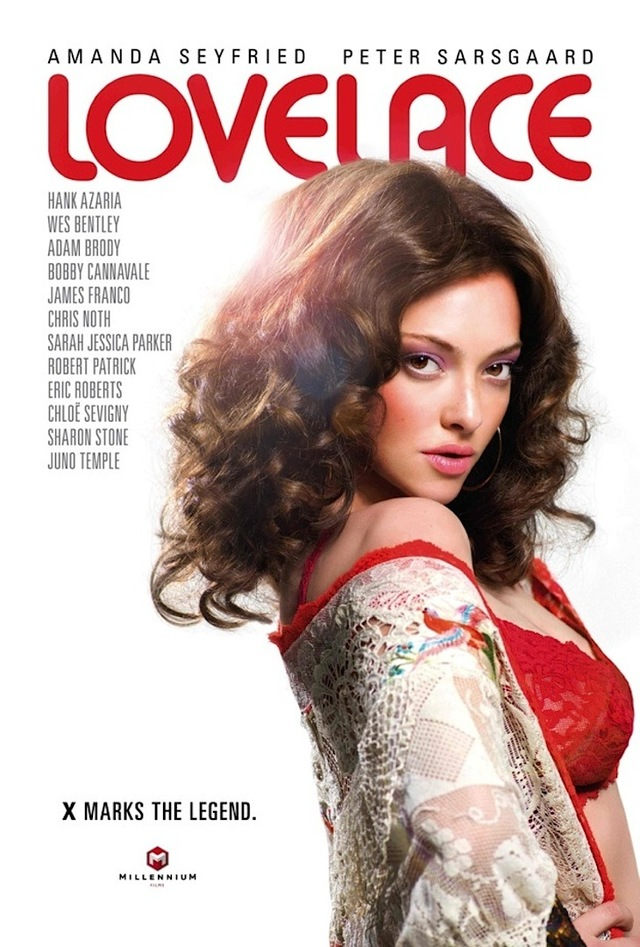 magazine porn porn star amanda seyfried lovelace poster love look lace