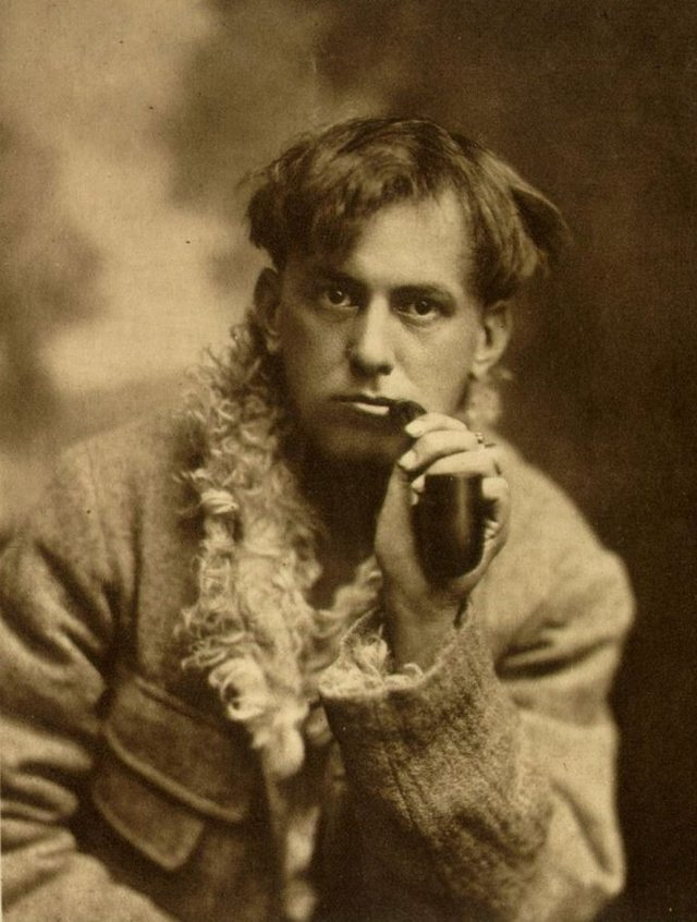 poet porn star actually aleister crowley poet myths