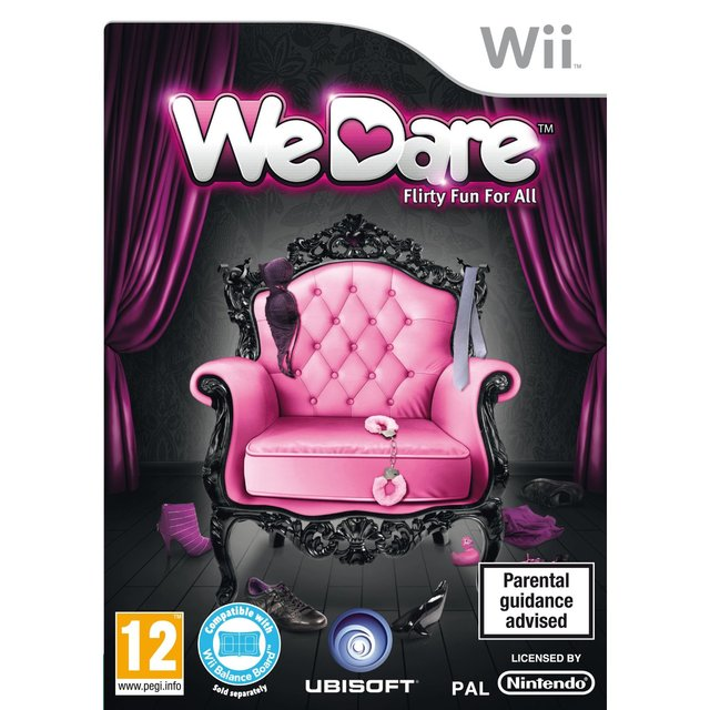 porn game trailer game wii wiisexgame awkward