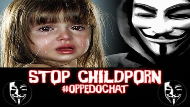 porn site web internet anonymous against campaign oppedochat pedophiles