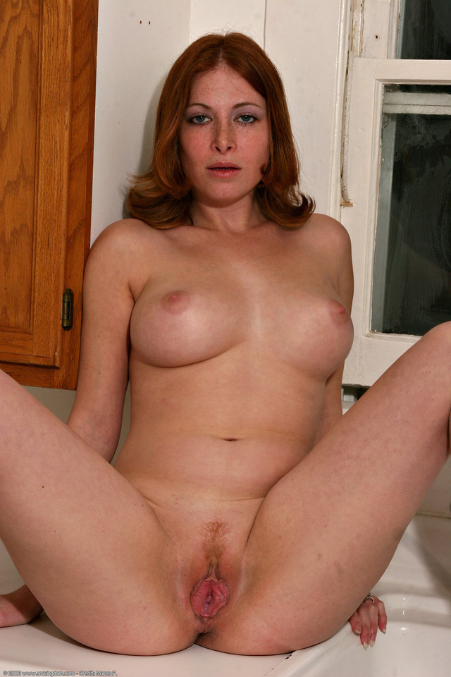 red head porn porn original media redhead model ginger bushy atk