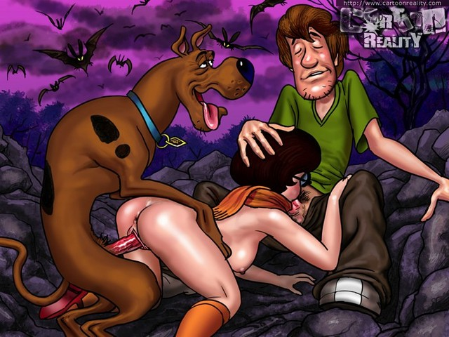 scooby doo porn porn reality cartoon cartoonsex scoobydoo scooby originals dooporn