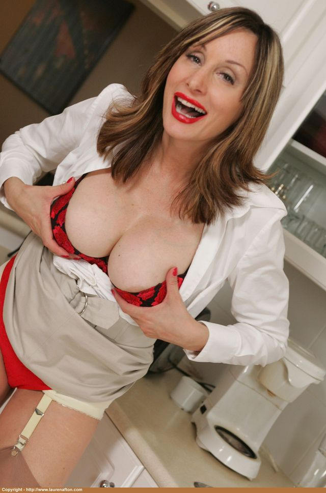 stocking porn part titties abikitchen