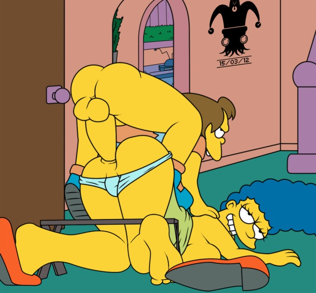 toon porn porn games simpsons