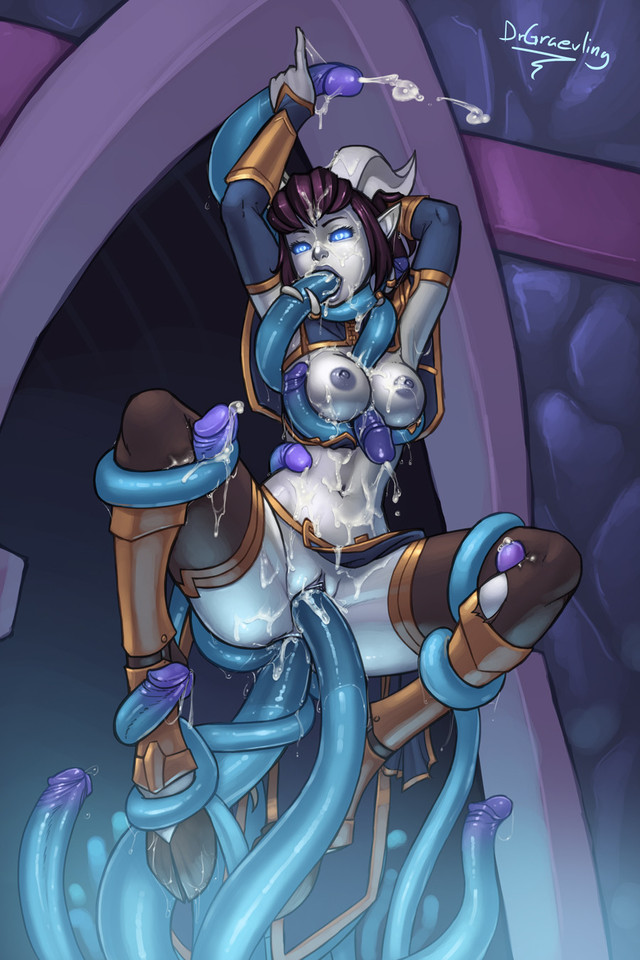world of warcraft porn porn photo world warcraft draenei