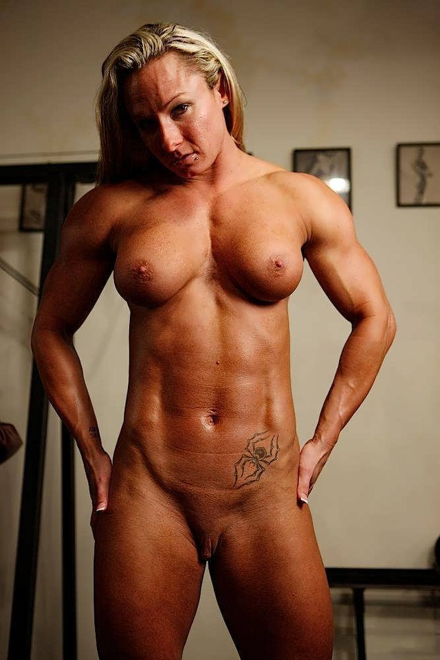 big sexy nudes large female mpeg body building