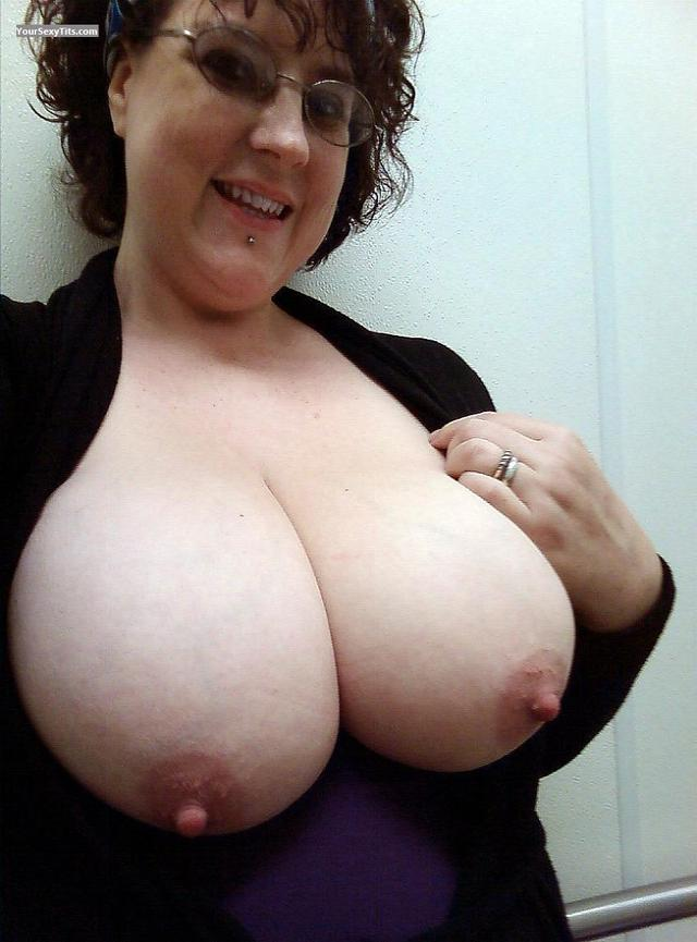 Small tits large nipples
