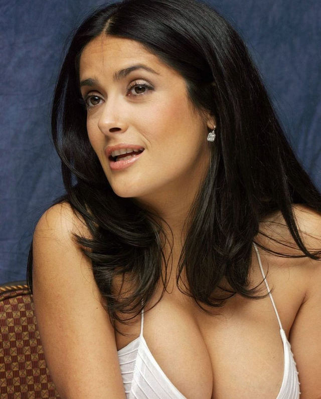 biggest tits in the whole world category sexy funny fun salma hayek humour sekx