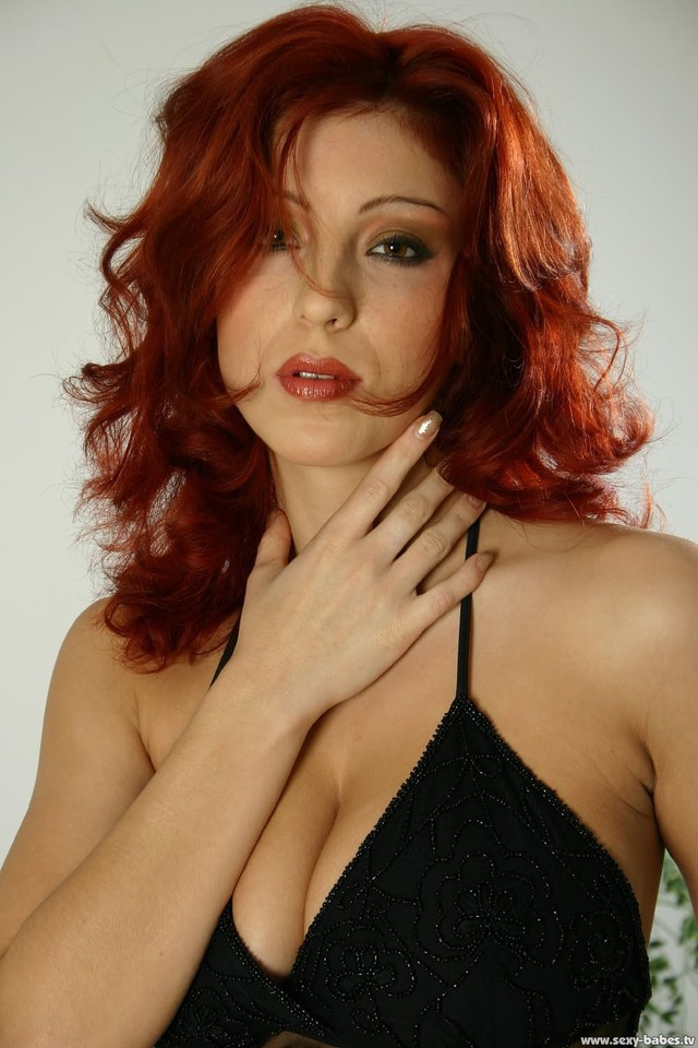 busty redhead pictures porn photo busty redhead fuck craving sleazy