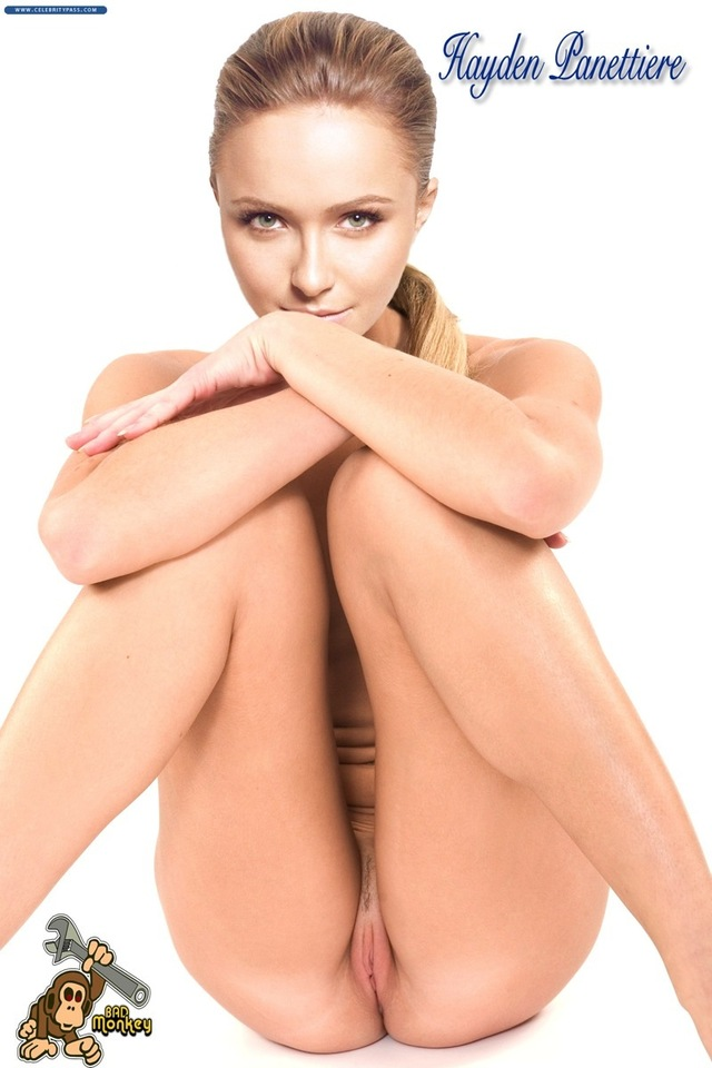 celebrities fake porn pictures photo fake nude hayden panettiere