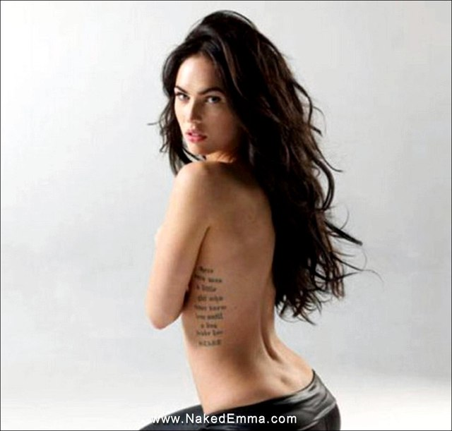 celebrity naked pics gallery attachment celebrities celebrity naked megan fox