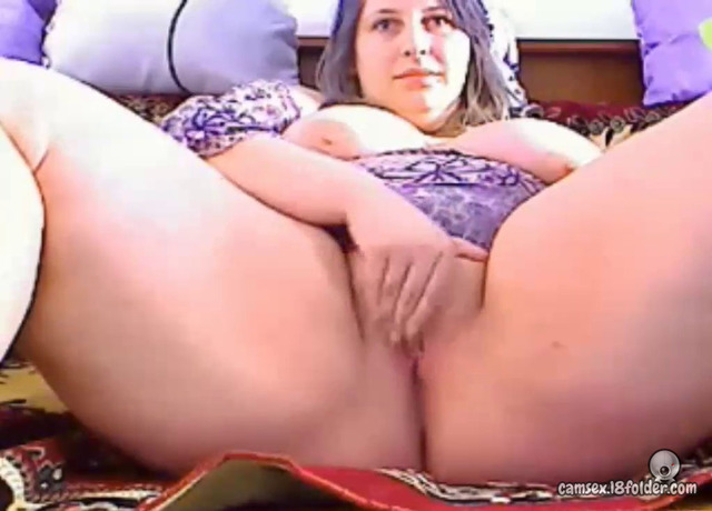 Something and chubby chick masturbating on video apologise