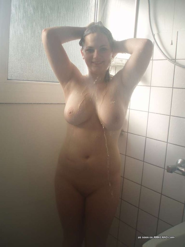 cum homemade pics gallery amateur busty chubby splattered