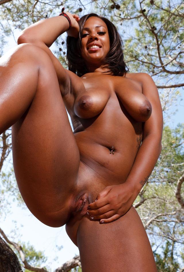 Black nude carribean babes