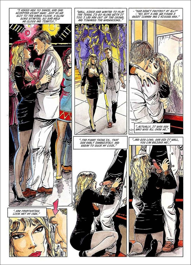 erotic comic pic page adult games slave comic mistress