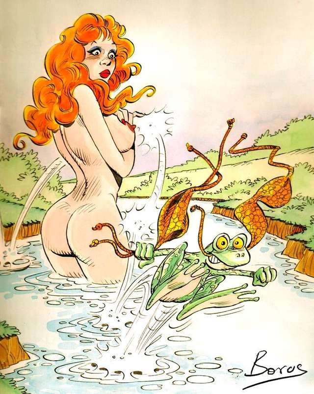 erotic comic pic pictures frog