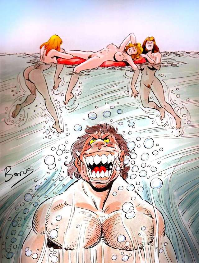 erotic comic pic pictures jaws