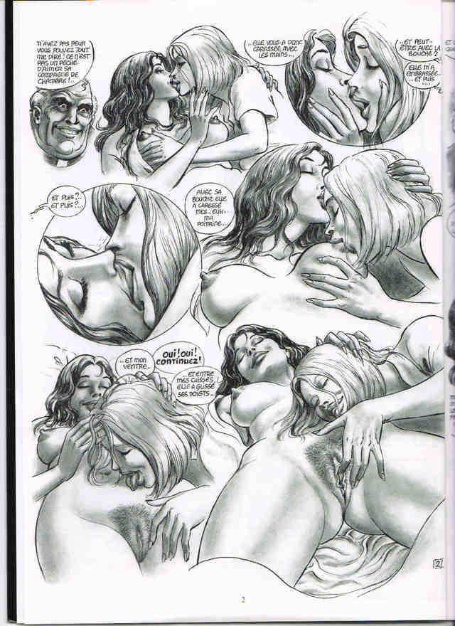 erotic comics bdsm page