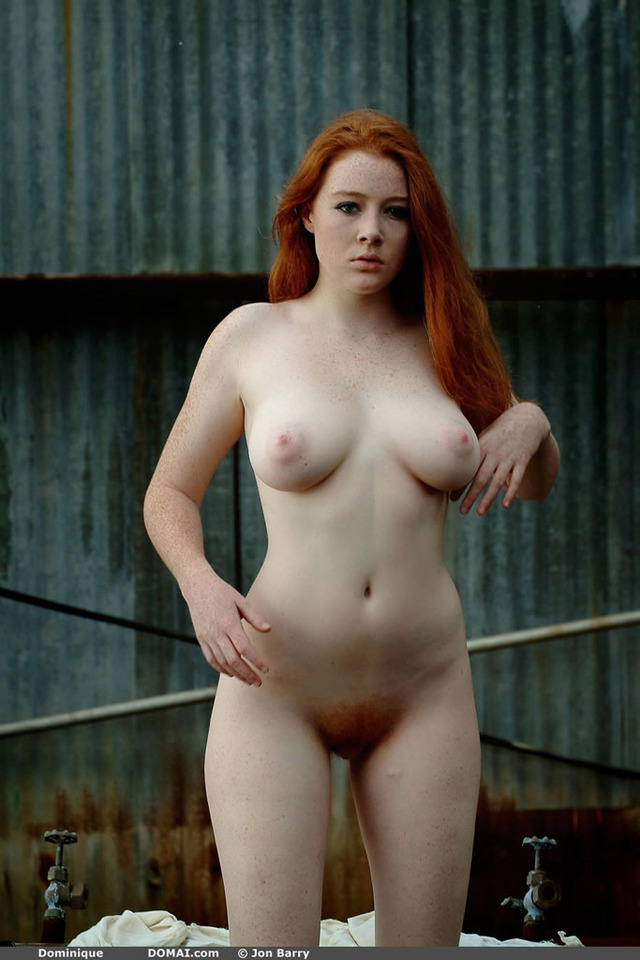 erotic redhead galleries redhead blonde beauty jenny bombshell dominique domai