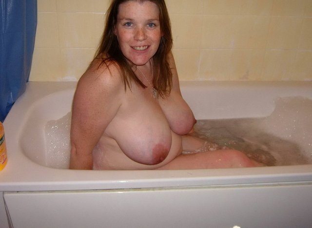Nude old fat girl images
