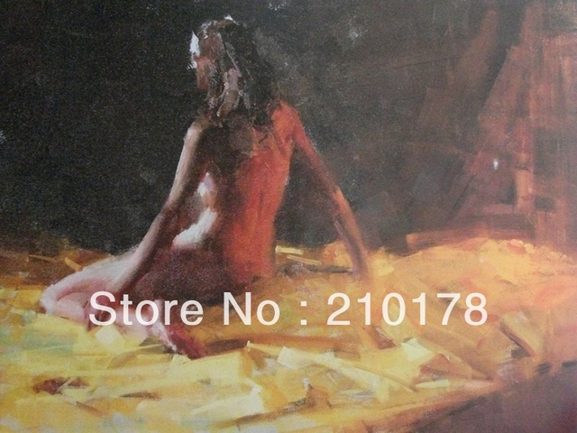 free nude sexy woman free sexy art nude woman best hand painted item oil shipping painting wall modern wsphoto decor wholesale