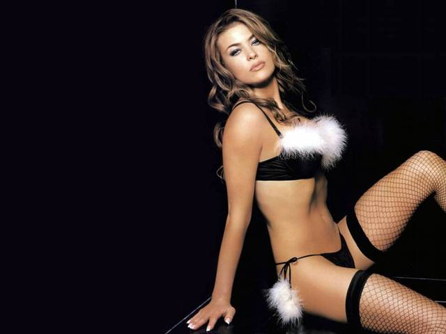 free pics lingerie free sexy wallpapers lingerie carmen electra