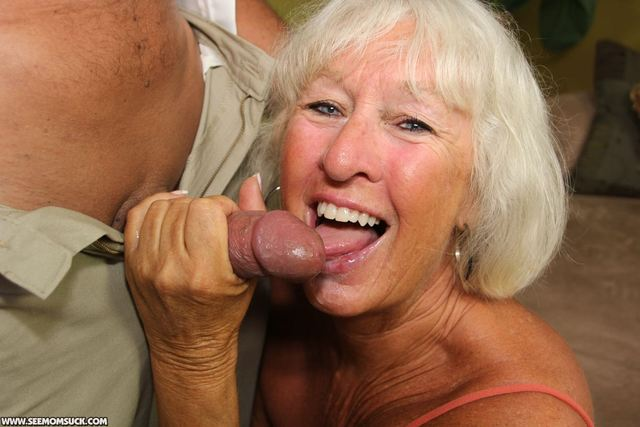 granny sex blowjob mom granny suck see lou jeannie