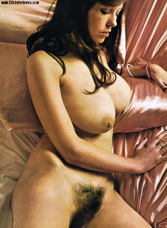 hairy nude vintage busty hairy nude