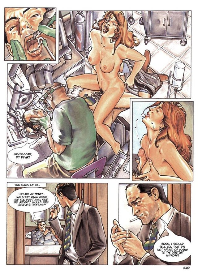 hot adult comic attachment part comics love porncomix hentia velvet stefano mazzotti